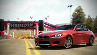 FH BMW M6Coupe-F13