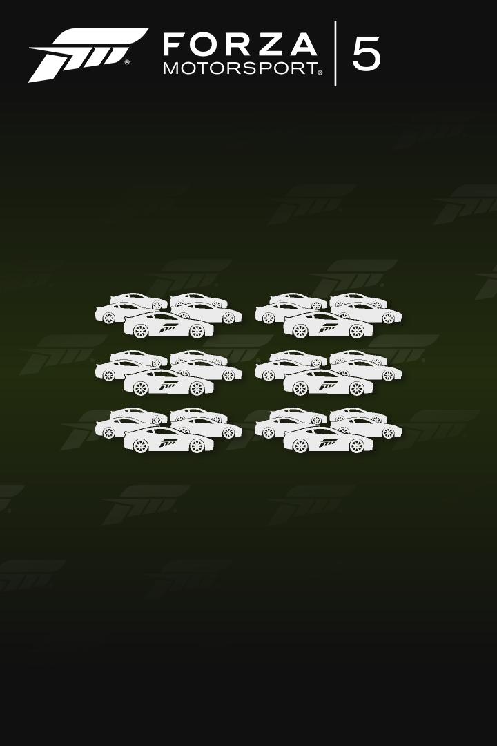 Forza Motorsport 5/Downloadable Content | Forza Motorsport Wiki