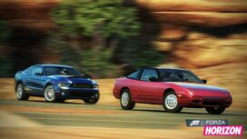 FH Nissan 240SX Shelby 1000 Promo