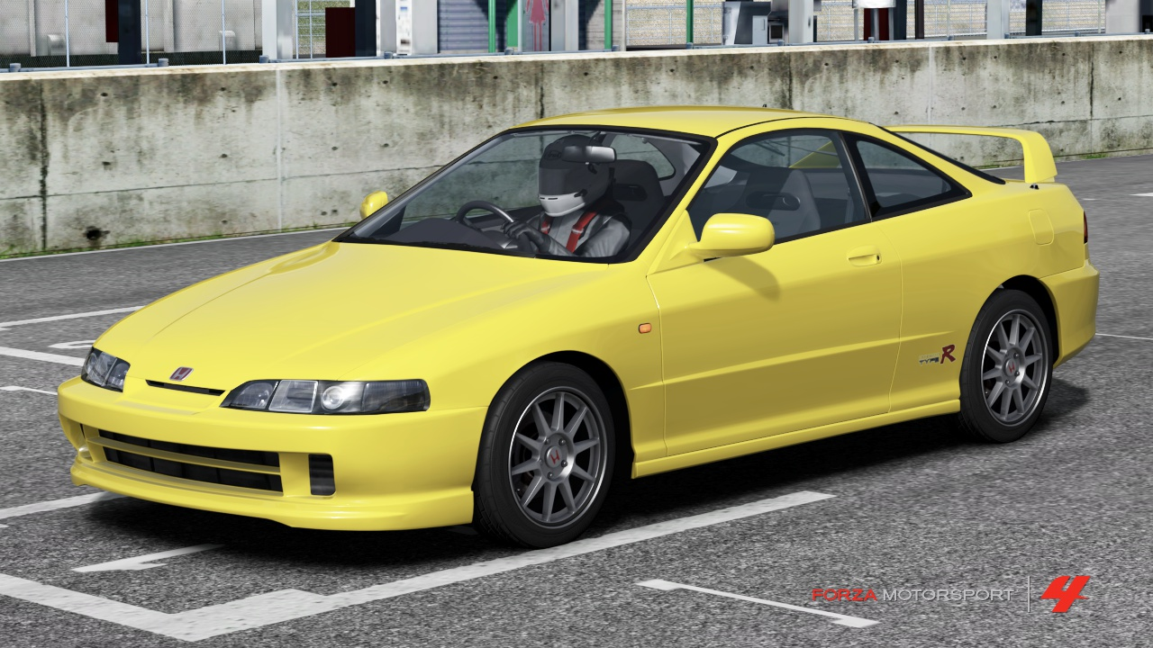 Honda Integra TypeR Forza Motorsport Wiki FANDOM Powered By Wikia - Acura integra type r wing