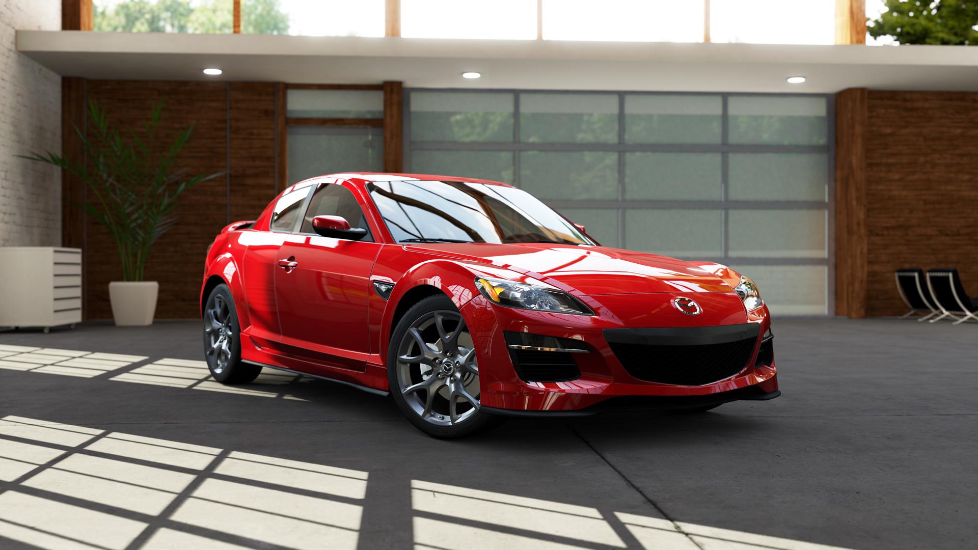FM5 Mazda RX 8 R3