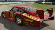 FM7 Porsche 935-78 Rear