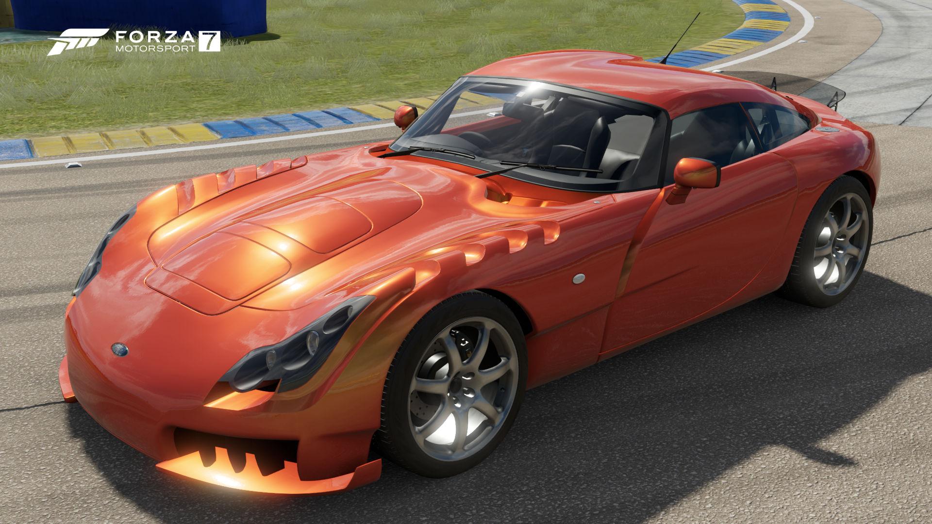 Tvr Sagaris Forza Motorsport Wiki Fandom Powered By Wikia