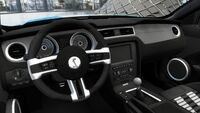 FH3 Ford Mustang 13 Interior