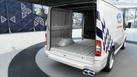 FH3 Ford Transit Trunk