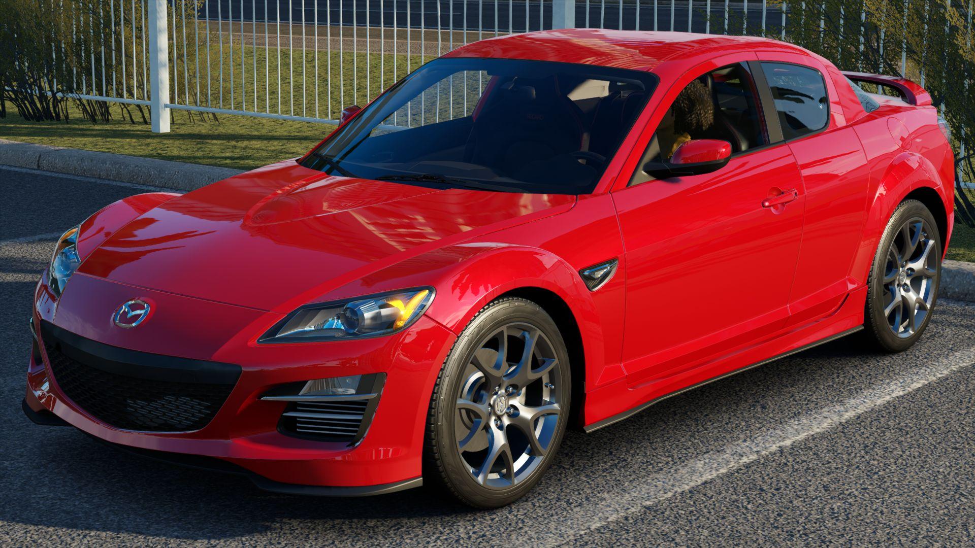 Mazda RX 8 R3