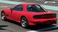 FM7 Mazda RX7 Rear