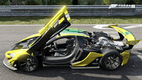 FM7 McLaren P1 GTR Vista