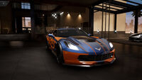 FS Corvette 15 Front