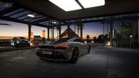 FS McLaren 720S Coupe Rear