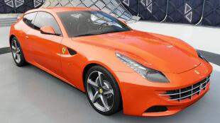 The 2011 Ferrari FF in Forza Horizon 3