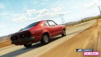 FH Mazda RX-3 Rear