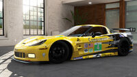 FM5 Chevy 4 Corvette ZR1