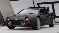 FH4 Hoonigan Ford RS200 Placeholder