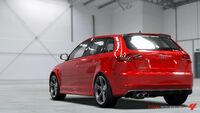 FM4 Audi RS3 Sportback Rear