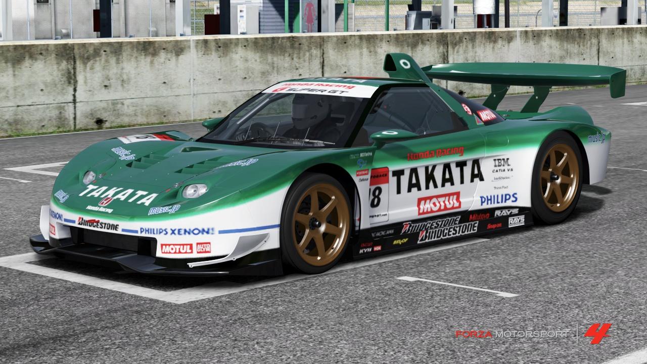 Acura NSX (2005) | Forza Motorsport Wiki | FANDOM powered by Wikia