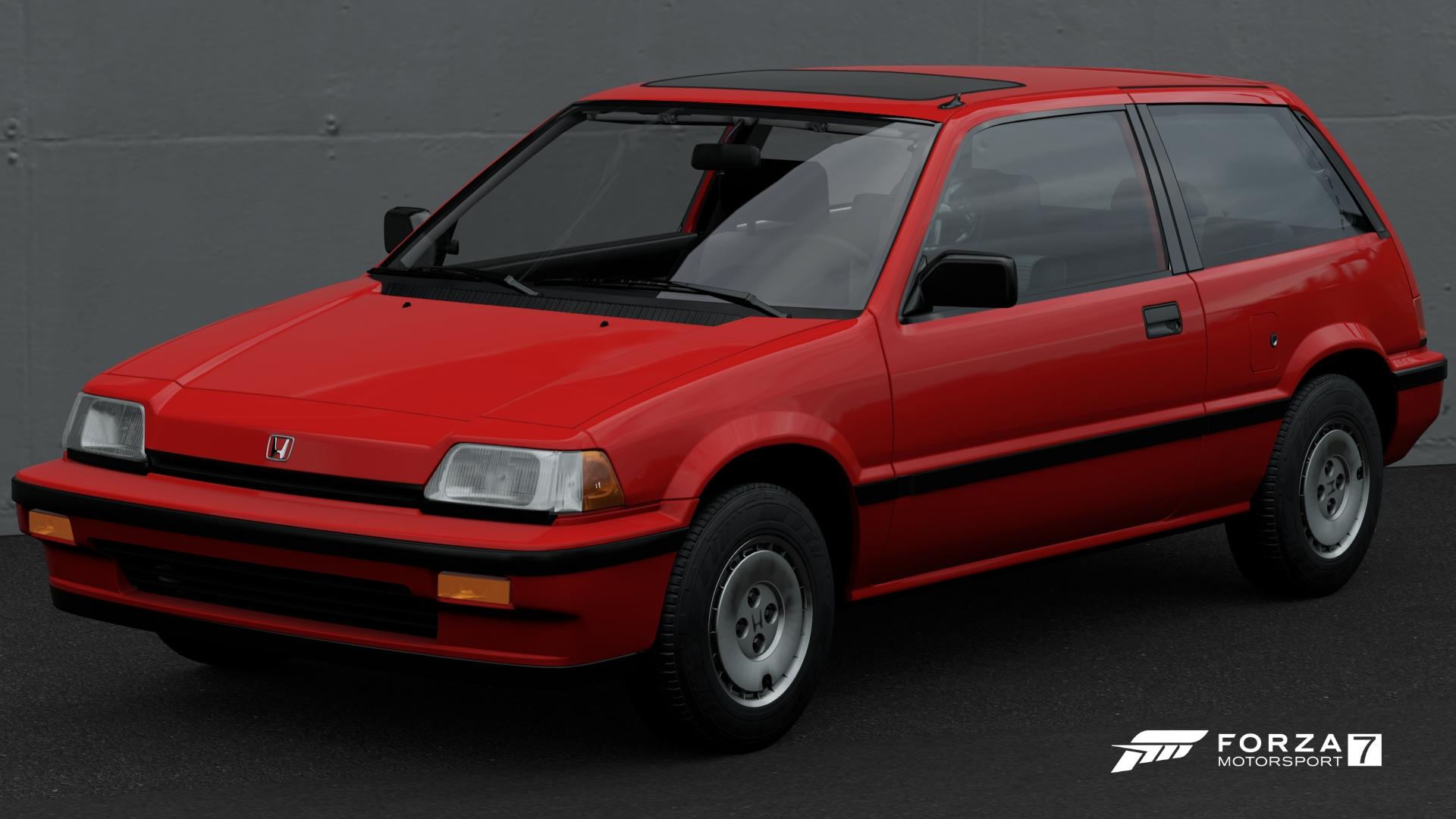 Honda Civic Si (1986) | Forza Motorsport Wiki | FANDOM powered by Wikia