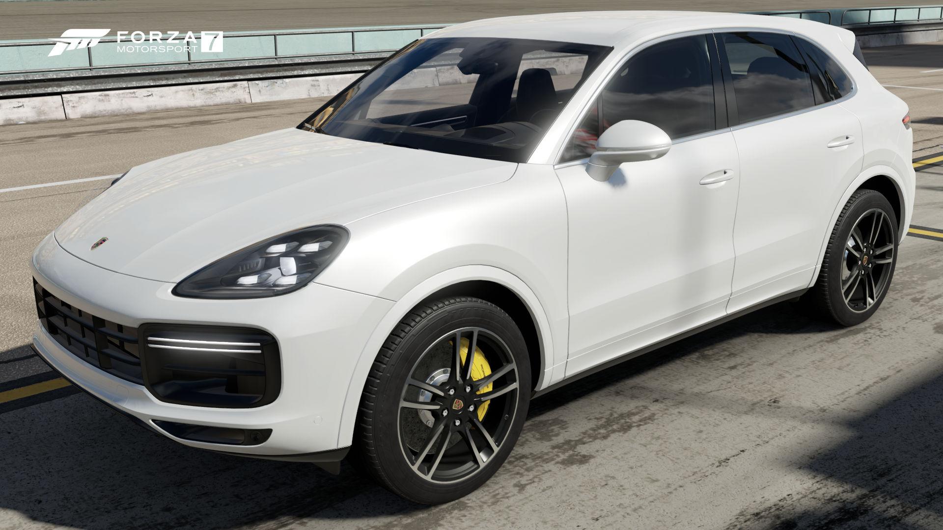 Porsche Cayenne Turbo (2018) | Forza Motorsport Wiki | FANDOM ...
