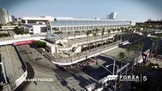 Forza Motorsport 5 - Long Beach Circuit