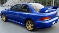 FH3 Subaru Impreza-1998-Upgrade-Rear