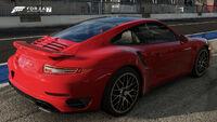 FM7 911 Turbo 14 Rear