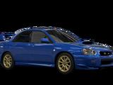 Subaru Impreza WRX STi (2004)
