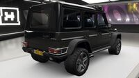 FH4 M-B G 65 Upgrade Rear