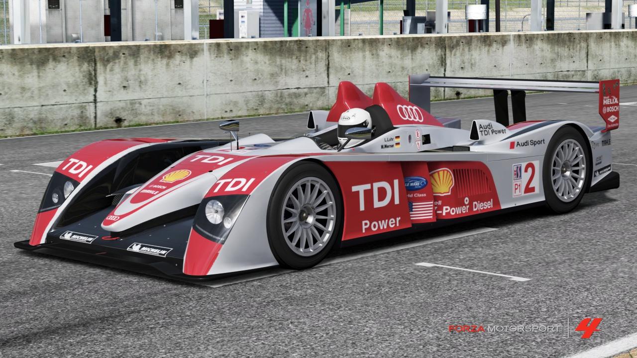 Audi R TDI Forza Motorsport Wiki FANDOM Powered By Wikia - Audi r10