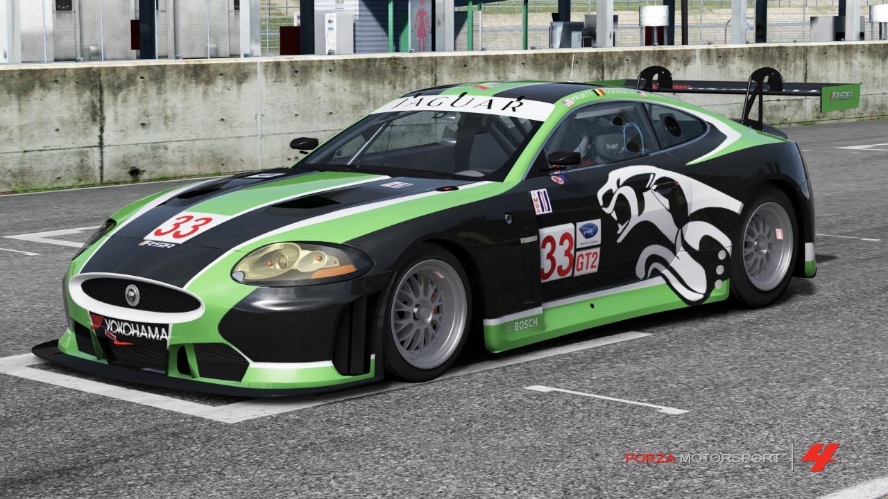 Jaguar #33 RSR XKR GT   Forza Wiki   Fandom