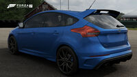 FM7 Ford Focus 17 Rear