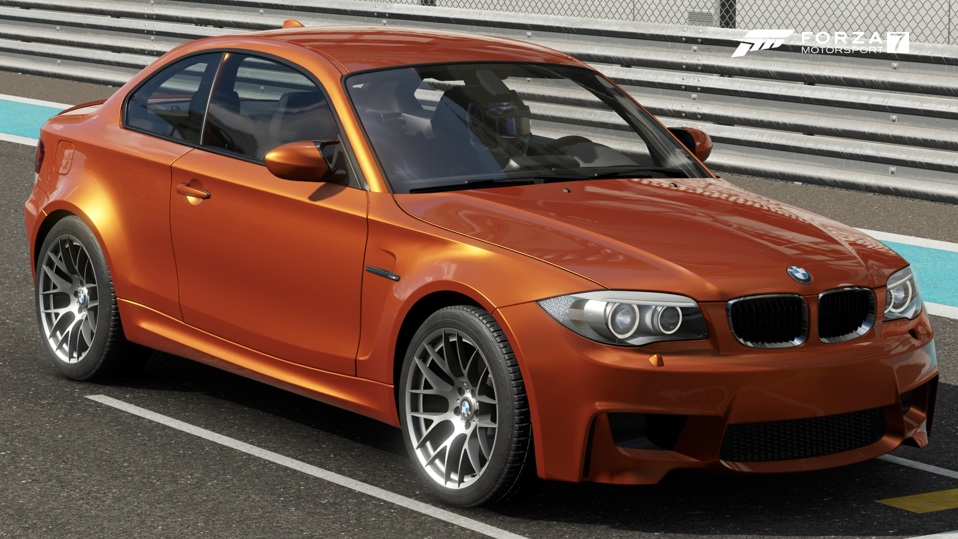BMW 1 Series M Coupe In Forza Motorsport 7