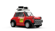 HOR XB1 LEGO MINI Cooper