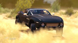 Local Motors Rally Fighter in Forza Horizon 3