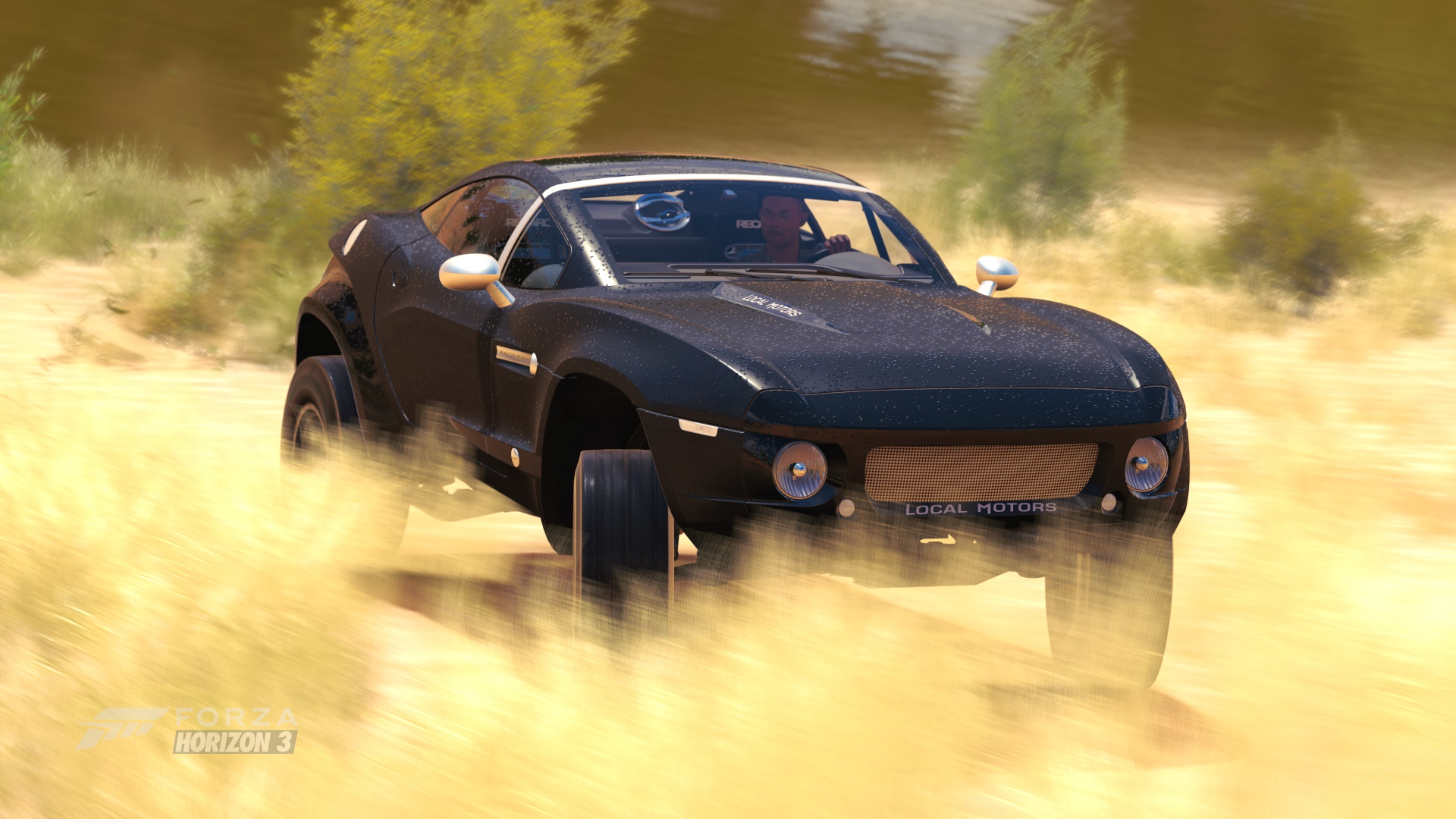 Local Motors Rally Fighter >> Local Motors Rally Fighter Forza Motorsport Wiki Fandom Powered