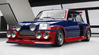 FH4 Renault 5 Turbo Forza Edition front