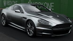 Aston Martin DBS in Forza Motorsport 7