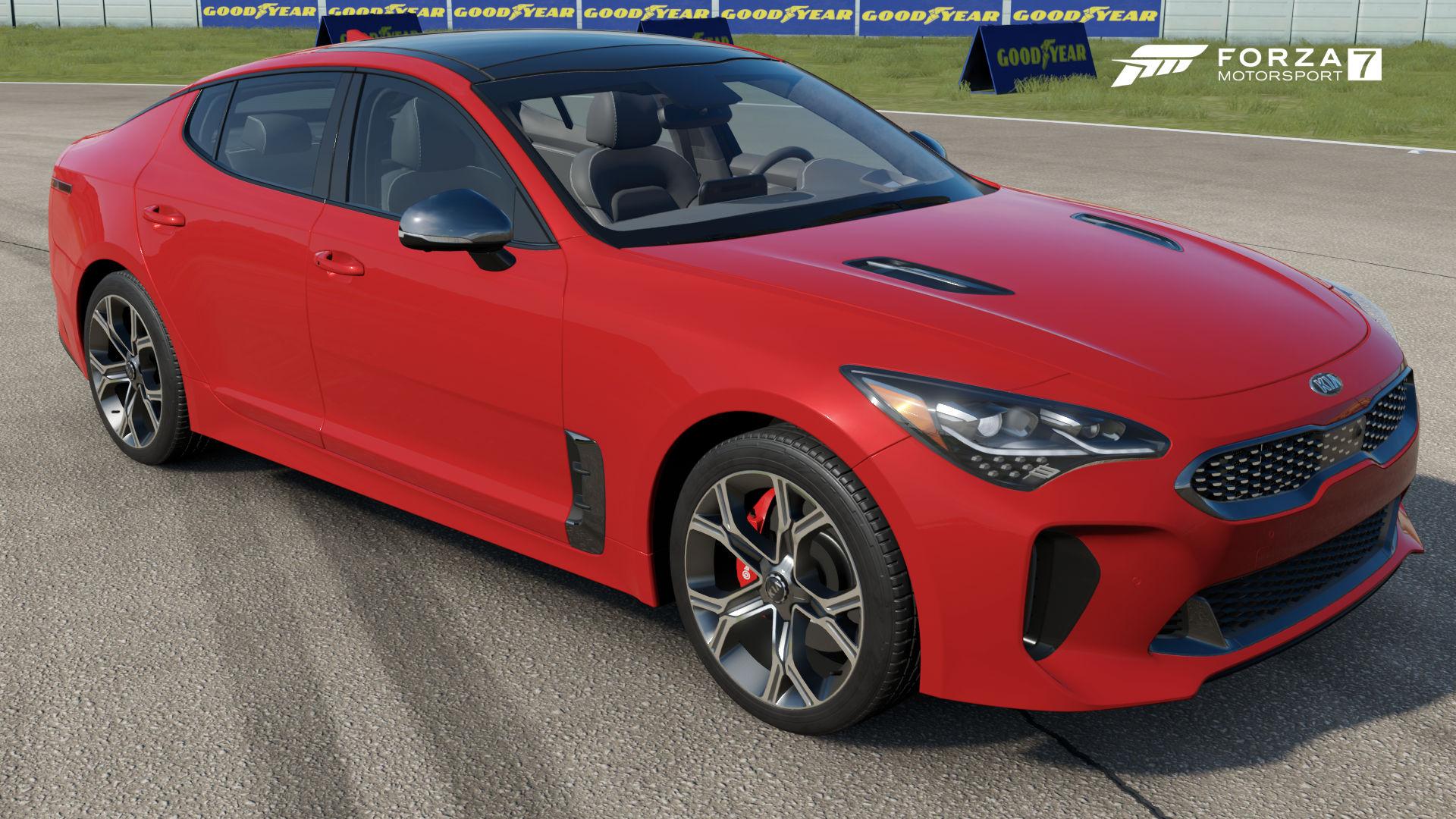 sports news roadshow kia bargain is stinger performance promo car at a