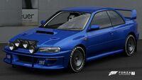 FM7 Subaru 22B FE Front