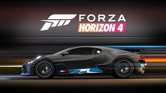 Forza Horizon 4 Series 15 - Bugatti Divo