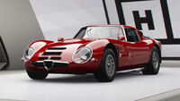 FH4 Alfa Romeo Giulia TZ2 front