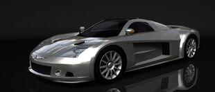 Chrysler ME Four-Twelve Concept in Forza Motorsport 2