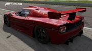FM7 Ferrari F50 GT Rear