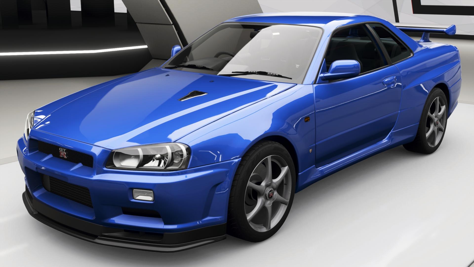 newest collection 0cb6a b5bbd Nissan Skyline GT-R V-Spec II