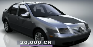 Volkswagen Jetta GLX VR6 in Forza Motorsport
