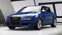 FH4 Audi RS 4 front