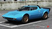 FM4 Lancia Stratos HF Stradale