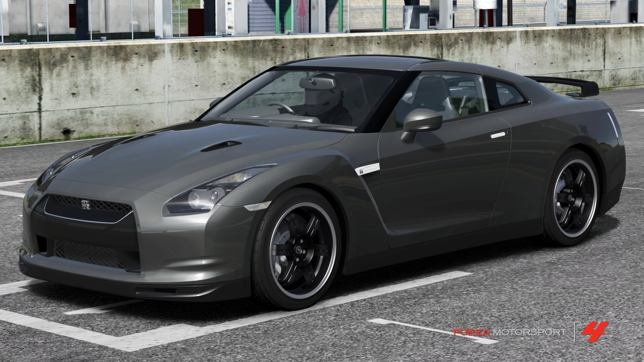 Awesome Nissan GT R SpecV