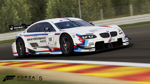 2013 BMW M Performance M3 Racing Car in Forza Motorsport 5