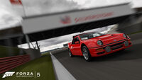 FM5 Ford RS200
