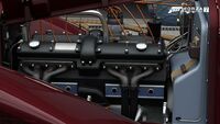 FM7 AlfaRomeo 8C 32 Engine Left